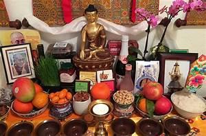 Open Your Generous Heart Create A Losar Shrine