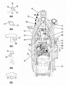 Yamaha Yzf-r125 Service Manual  Cable Routing