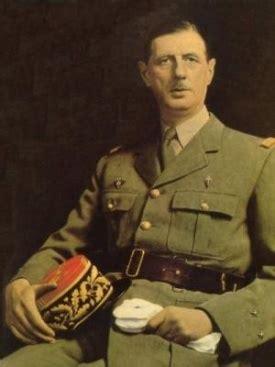 Charles de Gaulle, président de la République (1958-1969)