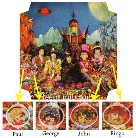 Beatles Illuminati by What S Wrong With The Beatles Alot Occult Symbols Of The
