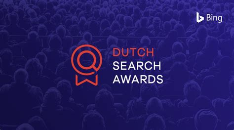 Inschrijving Eerste Editie Dutch Search Awards Geopend