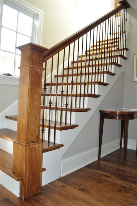 replacing stair spindles how to replace wood stair spindles or balusters with 1881