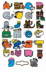 alphabet keychain design milk With letter artwork design