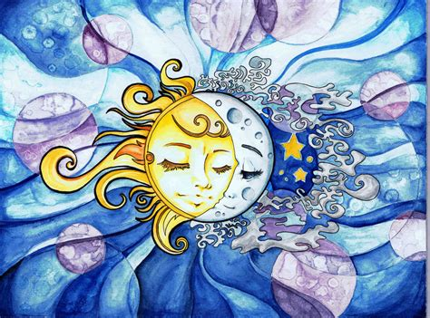 And The Sun Said To The Moon… Shameet