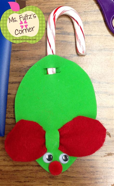 cute and easy christmas crafts ms fultz s corner and easy craft