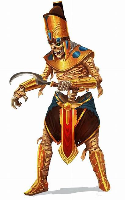 Mummy Egypt Concept Characters Trine Egyptian Games