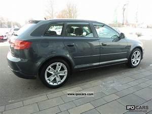 Audi A3 Sportback 2010 : 2010 audi a3 sportback 2 0 tdi ambition navi shz gra bluet car photo and specs ~ Melissatoandfro.com Idées de Décoration