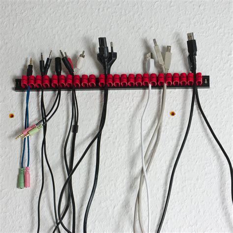 Küchendeko Für Die Wand by Preiswerte Kabelhalterung F 252 R Die Wand Kreative
