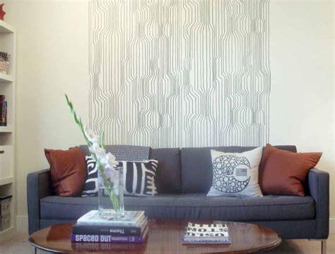 motif wallpaper  minimalist house wall design home