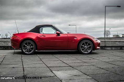 2016 Mazda Mx-5 160ps Review