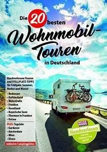 Die 20 Besten Wohnmobil Touren In Deutschland : die 20 besten wohnmobil touren in deutschland portofrei ~ Kayakingforconservation.com Haus und Dekorationen