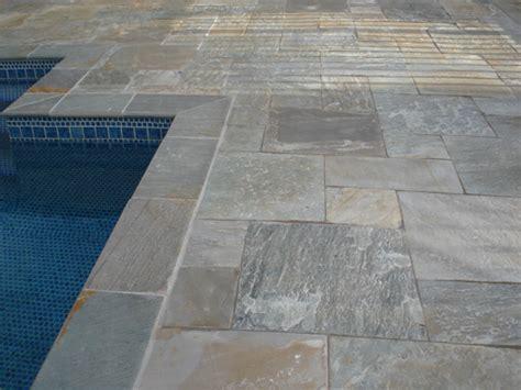 natural stones    pool decks