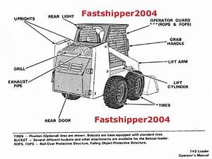 2040 Mustang Skid Steer Parts Manual Archives