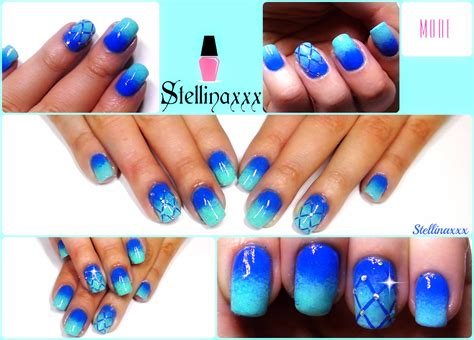 Nail Art Tutorial : Nail Art Sfumata Mh71 » Regardsdefemmes