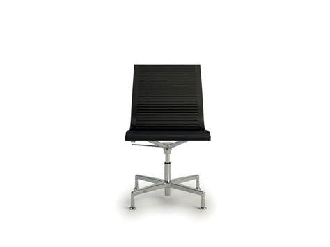 verin de chaise de bureau nulite chaise design en cuir de bureau pied fixe pivotant
