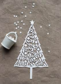 paper cut christmas tree join 1 400 others follow the cards and paper crafts board