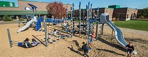Otsego Elementary - School Playground