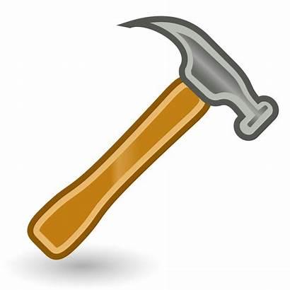 Hammer Tools Transparent Clipart Svg Clip Tool