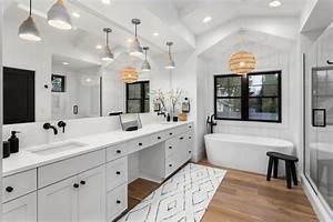 what, are, the, hottest, 2020, bathroom, trends