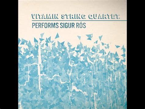 Vitamin String Quartet 03-starálfur