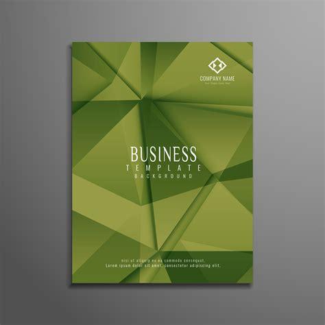 polygonal brochure  vector art   downloads