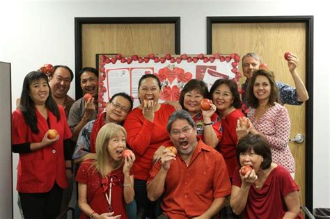 Go Red Photo Competition, F... - Avis Budget Group Office ...