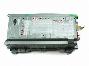 Toyota Prius Battery Assembly  Hv Supply  Electrical
