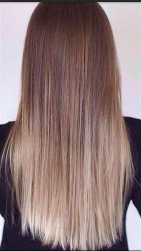 ansatz selber färben haare balayage wunderbar schulterlange haare balayage