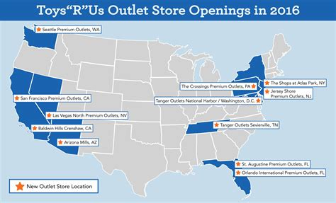 ls r us locations epr retail news there will be nearly 40 toys r us outlet