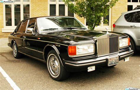 1992 Rolls Royce Silver Spirit Photos, Informations