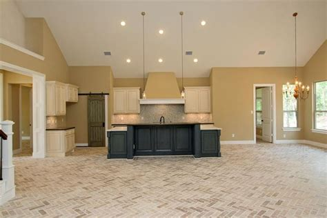 herringbone tile floor kitchen contemporary with accent 17 best images about house ideas on