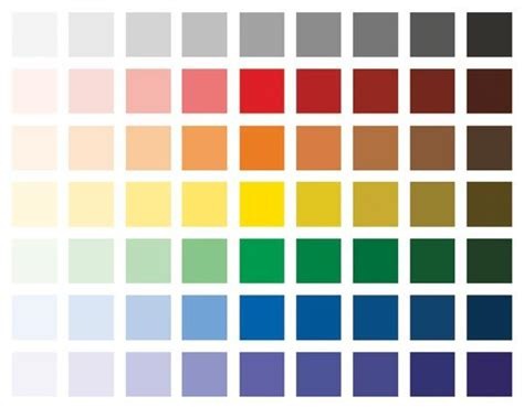 color values pin by luis ruiz jr on elements of design value in 2019