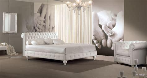 chambre capitonné chambre à coucher avec tête de lit capitonné cuir