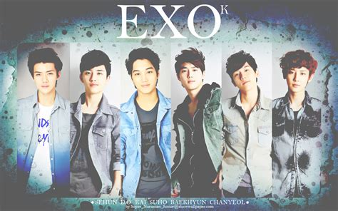 Exok  Exok Wallpaper (32100335) Fanpop
