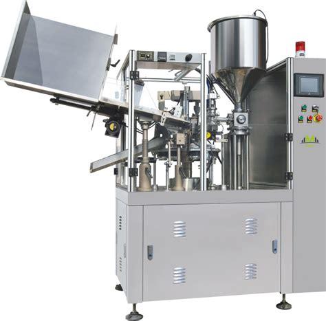 tube filling  sealing machine miziho machinery