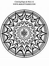 Coloring Mandalas Mandala Flower Kaleidoscope Zum Vorlagen Ausdrucken Sheets Tatuagens Kostenlos Adult Mosaik Starburst Tattoo Colorir Leles Patterns Popular Visitar sketch template