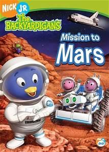 Mission to Mars (DVD) | The Backyardigans Wiki | FANDOM ...