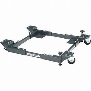 Stands, Tables & Bases - Shop Fox Rolling Mobile Tool Base