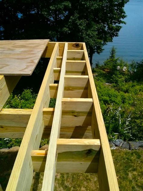 deck picture frame framing ask the builderask the builder