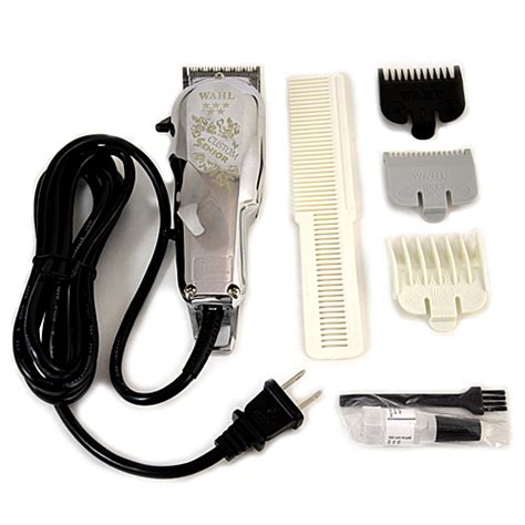 wahl star series custom senior adjustable clipper wahl
