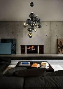 Designer Lampen Wohnzimmer : wohnzimmerlampen ideen 25 stilvolle designer modelle ~ Whattoseeinmadrid.com Haus und Dekorationen