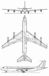 Boeing 707 Schematic