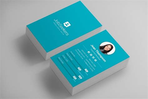 material design business card template free 25 best designed business card templates graphic cloud