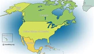 North America Continent