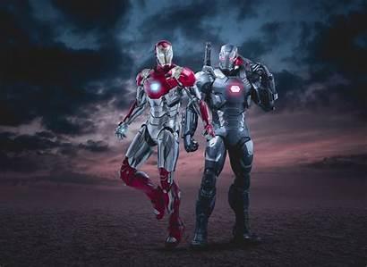 Iron 4k Machine War Wallpapers Superheroes Deviantart