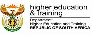 Dept. of Higher Education and Training Opportunity for ...