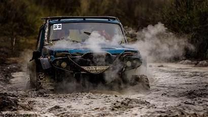Offroad Water Road Niva Vehicle Racing Jeep
