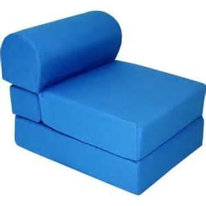 new flip lounge chair convertible recliner sleeper bed futon office sofa