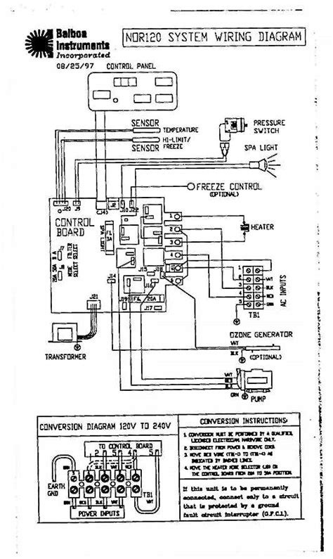 balboa spa circuit board diagram circuit and schematics