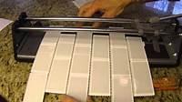 cutting glass tile backsplash How To Cut Glass Tile - YouTube